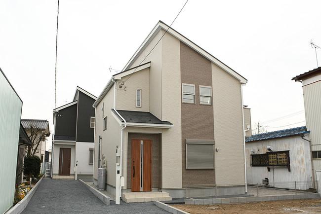 参考:第1期戸建住宅