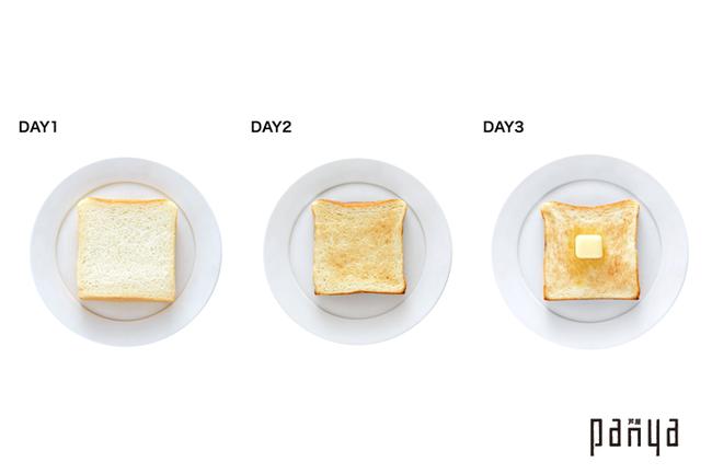 「panya芦屋」の食パンのお召し上がり方