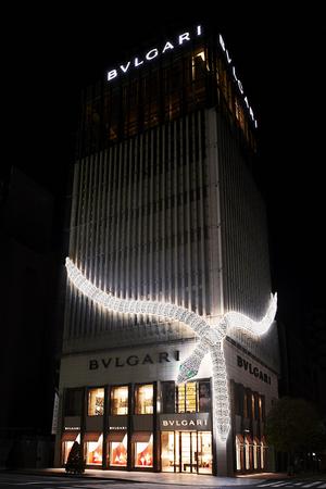 ブルガリ 銀座タワー