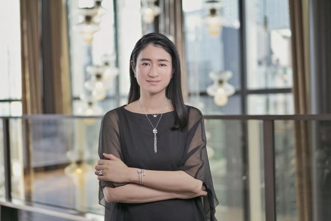 2019年度のアウローラ受賞者 小雪さん
