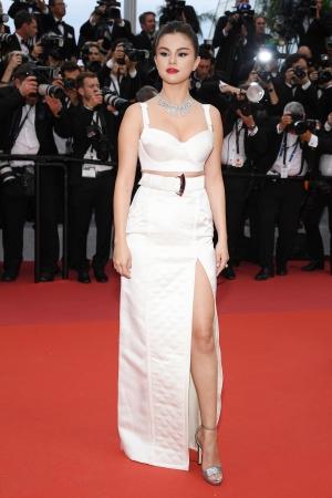 ブルガリを纏い、セレーナ・ゴメスが第72回カンヌ国際映画祭に登場
