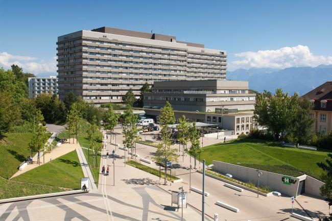 ローザンヌ大学病院 (CHUV)