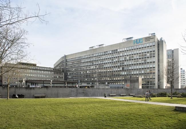 ジュネーヴ大学病院 (Hôpitaux Universitaires Geneve)