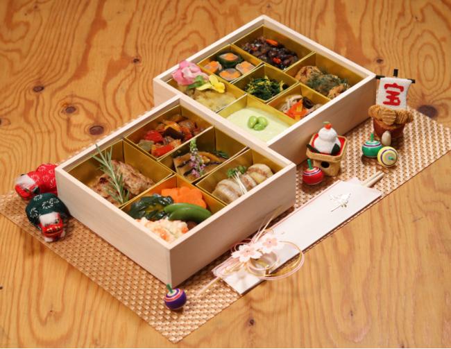 ヴィーガンおせち(Vgarden)18,800円