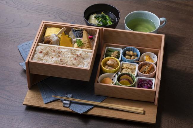 京のおばんざい朝御膳