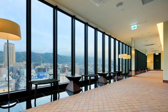 カンデオホテルズ神戸トアロード ラウンジ