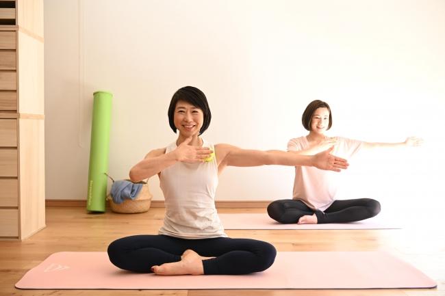 身体をリセットし、心をもほぐすリリースをおうち習慣に