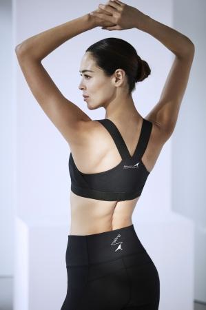 筋肉の動きをサポートするウェア