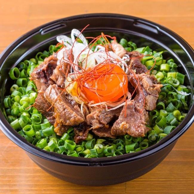 牛恋丼(税込880円)