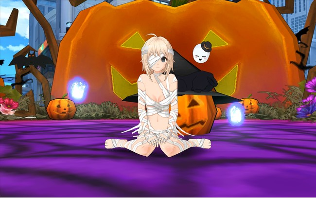 ハロウィン当日はグレイスシティでハロウィンの思い出を作ろう!