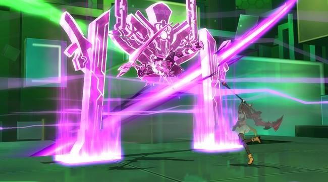 デスギロチン【執行】:ダメージ性能を強化!執行の刃が死神と共に敵を襲う!