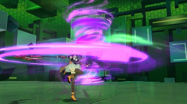 デストルネード【誘導】:竜巻の性能強化により、効率良く敵へ攻撃を与えることが可能に!