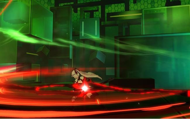 スキル「猫刀・弐ノ型:隠爪」、力を込めた居合を放つ!