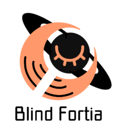 Blind Fortia ロゴ