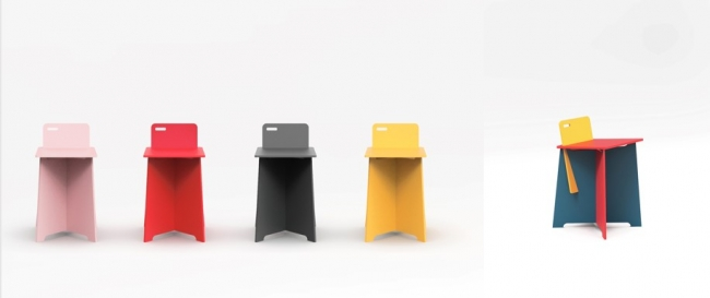 Stump Chair(2020)_by Satoshi Itasaka (C)the design labo inc.