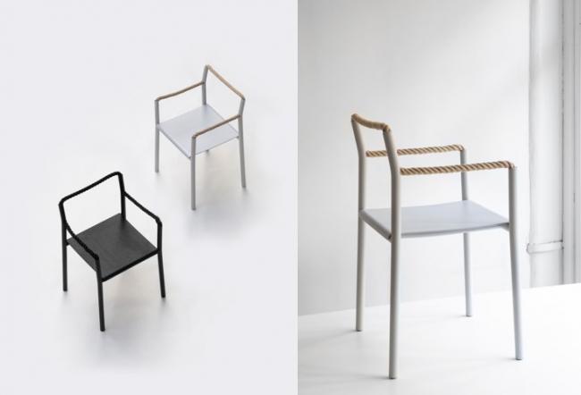 Rope_Chair(2020)_by Ronan & Erwan Bouroullec (C)2020 Artek