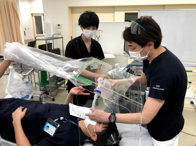 製品の検証(協力:一宮西病院)