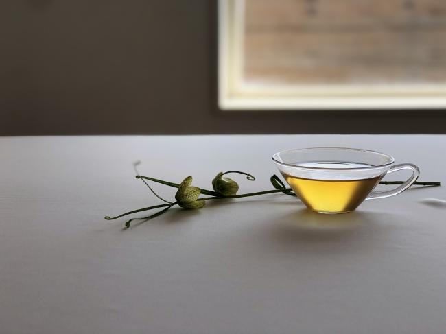 木ブレンド(すっと広がる優しい風味、 からだ巡らす萌黄色のお茶)