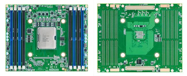 Advantech COM-HPC対応 「SOM-8990」