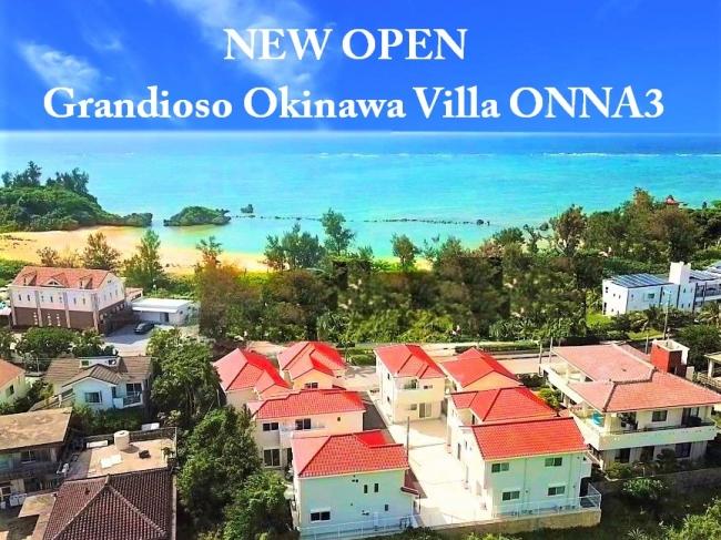 Grandioso Okinawa Villa ONNA3