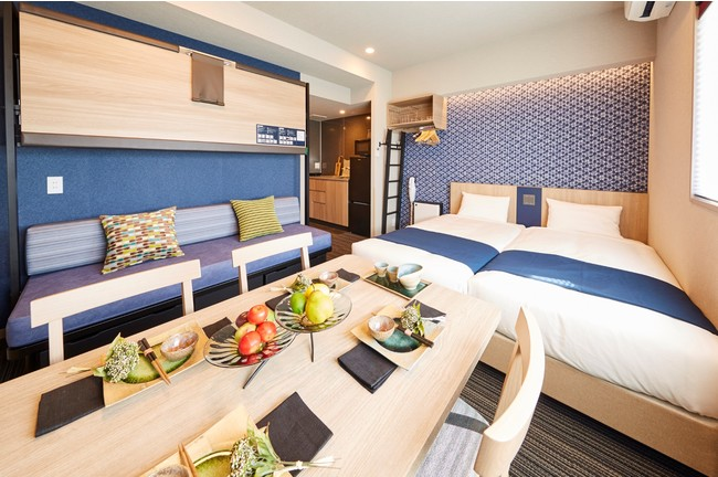 hotel MONday 東京西葛西 Annex(客室一例)