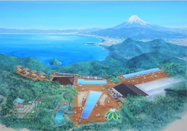 富士見テラスリニューアル(イメージ)