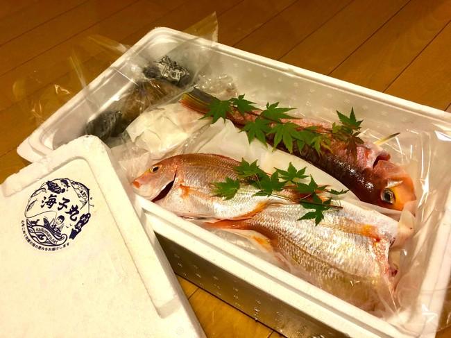 海子丸キッチン食材
