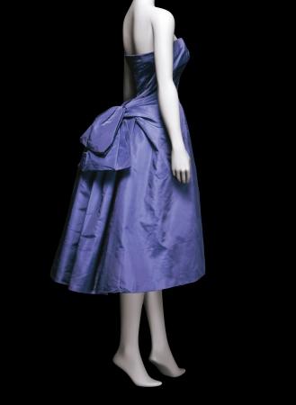イヴニング・ドレス、クリスチャン・ディオール 1953-54年秋冬