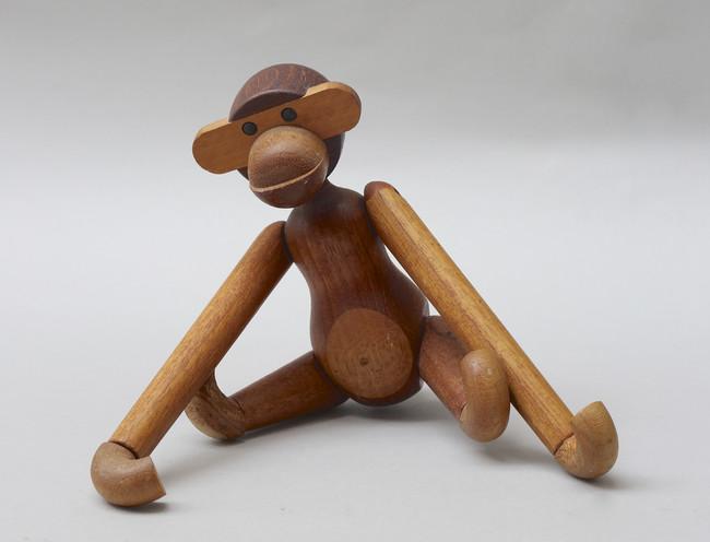 カイ・ボイイスン「玩具(サル)」1951年