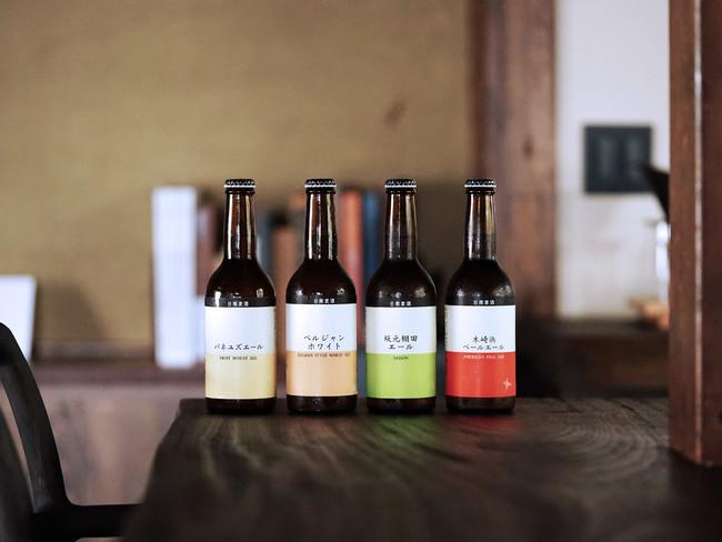 宮崎県日南市に2017年に誕生したマイクロブルワリー「日南麦酒株式会社」のクラフトビールもご用意しております。