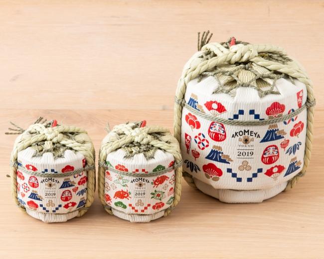 豆樽 300mリットル ¥2,500/1.8リットル ¥6,800