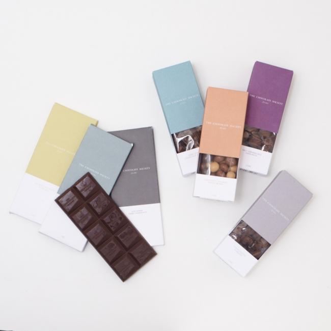 THE CHOCOLATE SOCIETY(チョコレートソサイティー)日本初上陸ブランド 1512円~