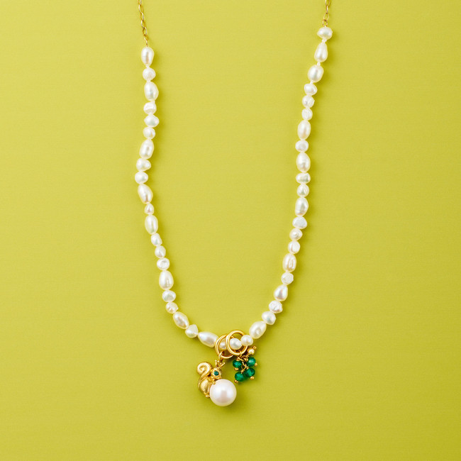 TOY CHARM necklace coordinate.01