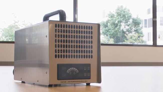 オゾン発生器(イメージ)