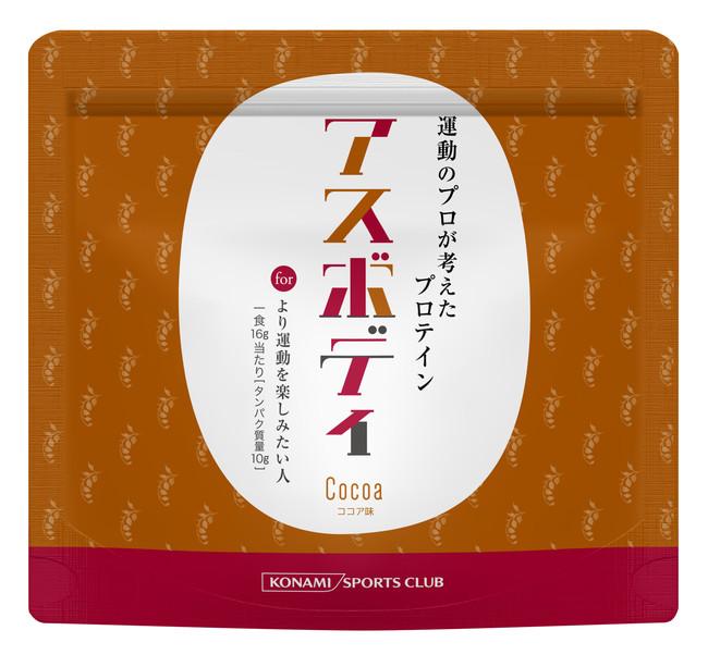 ココア味 500g30食分 4,104円(税込)