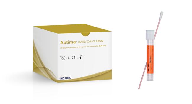 アプティマ SARS-CoV-2 と Aptima Multitestスワブ採取セット
