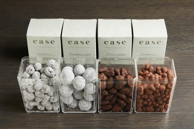 チョコレート・ナッツシリーズ