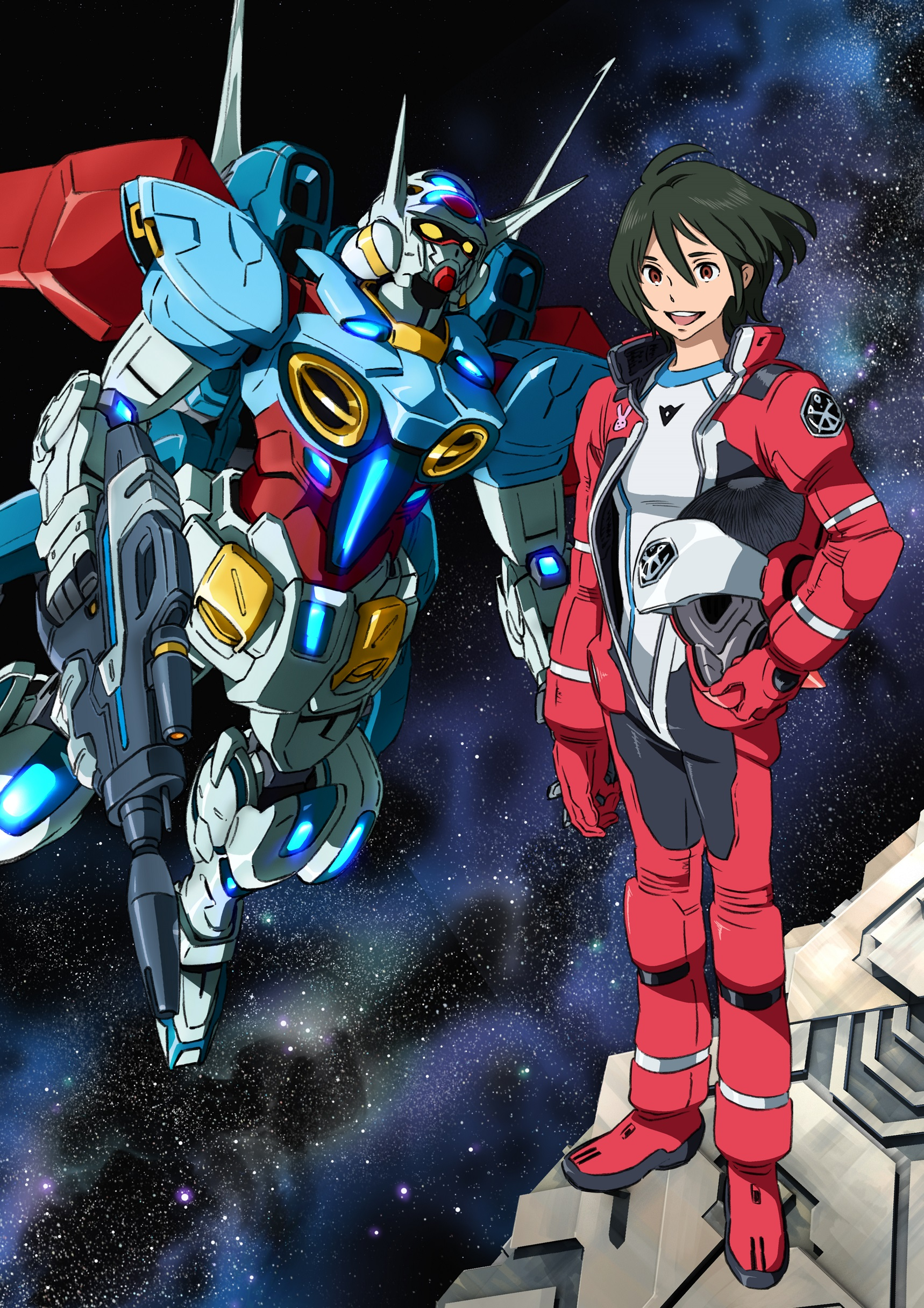 本日よりtvアニメ ガンダム gのレコンギスタ hd画質で配信開始