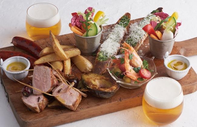 キハチ 青山本店「Chef's Beer Terrace」