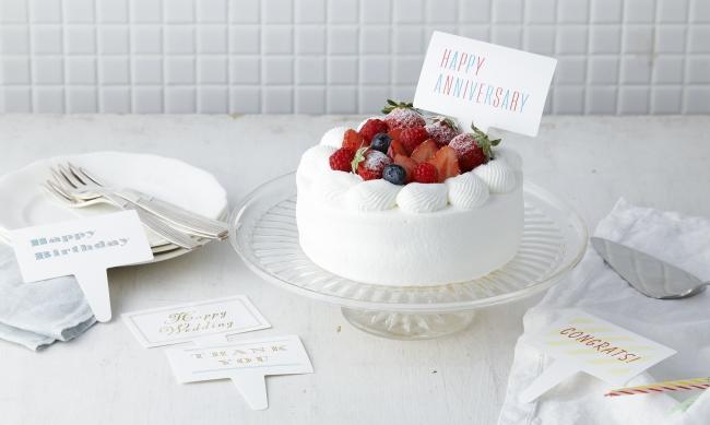 「ビスポークショートケーキ」イメージ1
