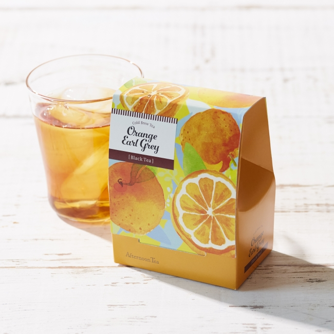 人気No.2「オレンジアールグレイ」