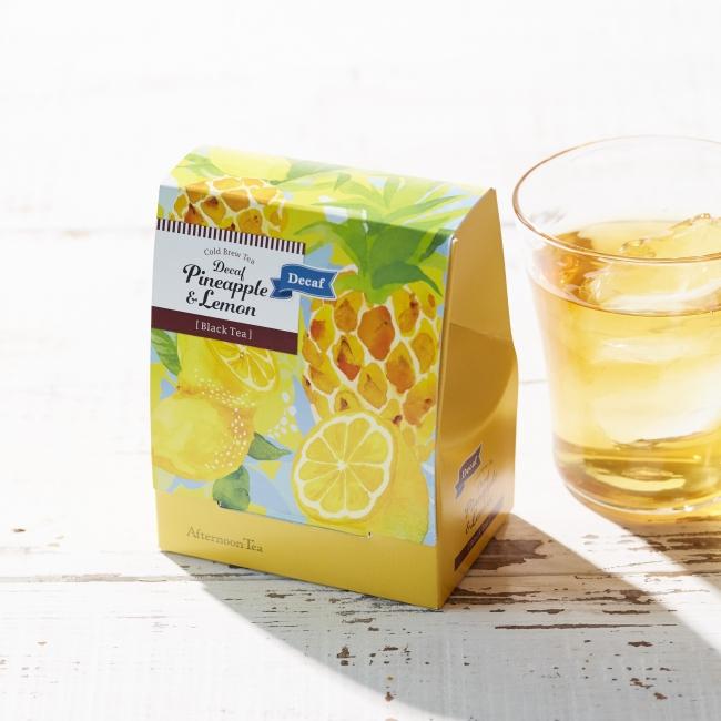 NEW「ディカフェ パインレモン」