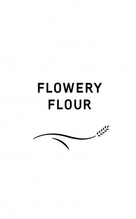 フラワリーフラワーロゴ