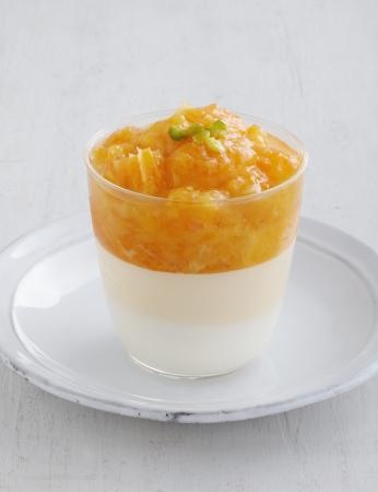 ベリーヌ 柑橘のパルフェ