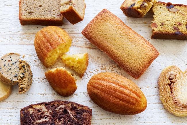 パティスリー キハチ焼菓子イメージ