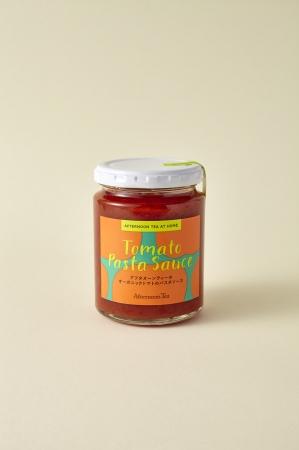 アフタヌーンティーのオーガニックトマトのパスタソース