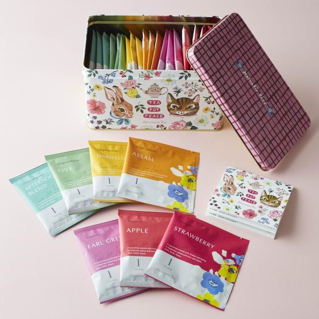 Tea for Peace BOX