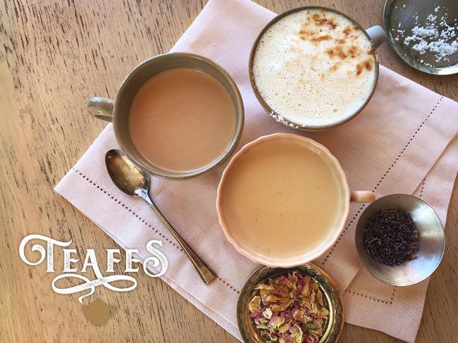 紅茶を楽しむオンラインワークショップ:第3回 ミルクティーを楽しもう!