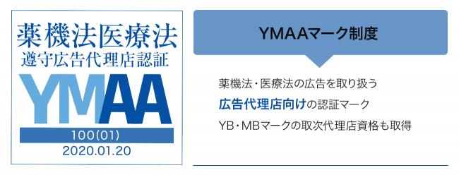 YMAA認証マーク制度 広告代理店向けの認証マーク
