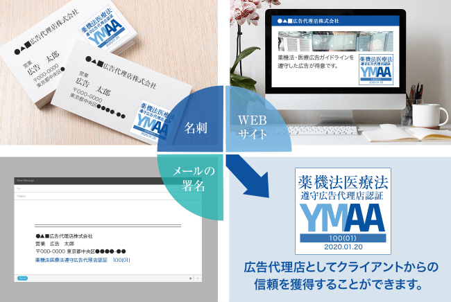 YMAAマークの付与を受けるメリット